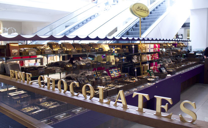 Hahndorf's Fine Chocolates, Frankston - kiosk-3