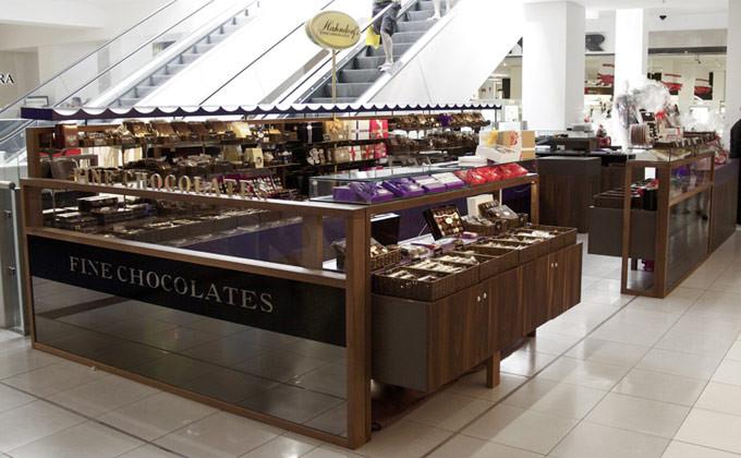 Hahndorf's Fine Chocolates, Frankston - kiosk-4
