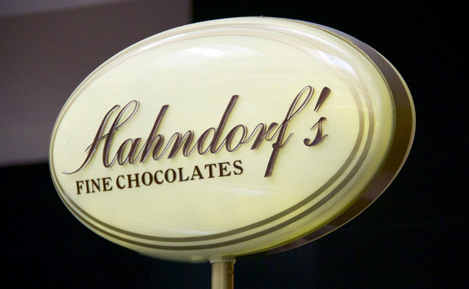 Hahndorf's Fine Chocolates, Frankston - kiosk
