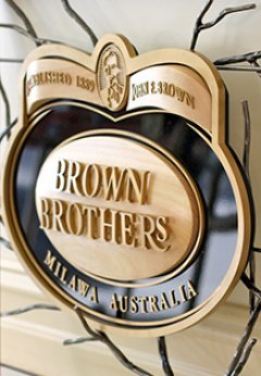 Brown Brothers cellar door & wine bar